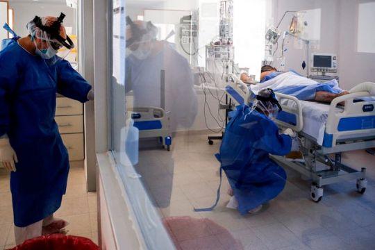 Argentina: confirmaron 496 muertes y 24.475 nuevos contagios