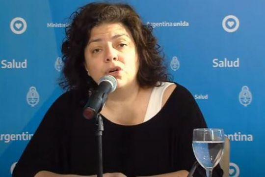 Nación reporta una ocupación de camas del 83% en Salta