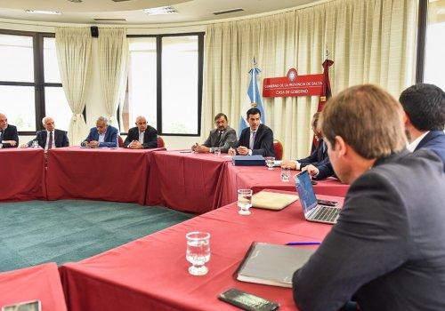En Salta empezó la Transición política