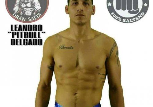 Orán campeón en MMA