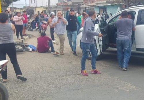 Peritos investigan el Fatal Accidente en Orán