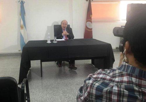 Abel Cornejo renuncio a la Corte de Justicia de Salta