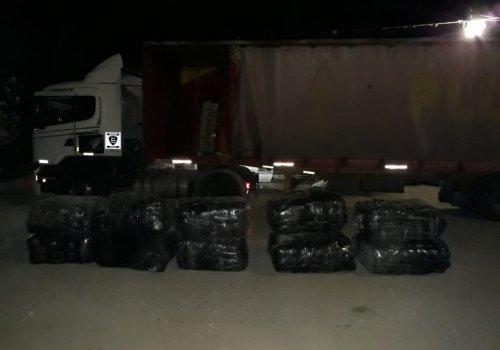 La Policía incauto mercadería ilegal por 228 mil pesos