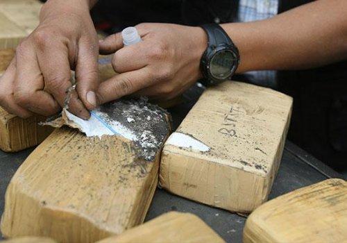 50 kg de Droga en Orán