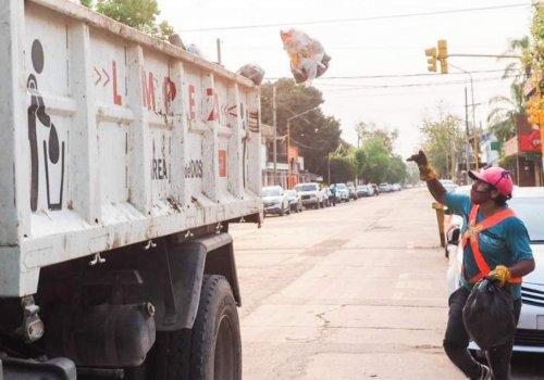 Semana del Milagro: Así será la recolección de residuos